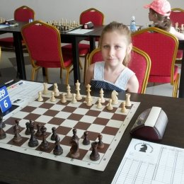 Алиса Маринина разделила 10-е место на детском Кубке России по шахматам