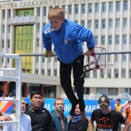 Спортивный праздник в честь Дня России пройдет на площади Ленина