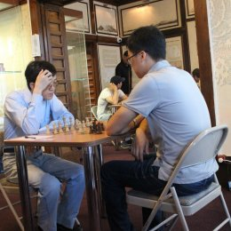 Рейтинг-лист сильнейших островных шахматистов продолжает возглавлять Константин Сек