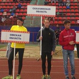 Островные легкоатлеты пробились ТОП-10 финала Спартакиады учащихся России