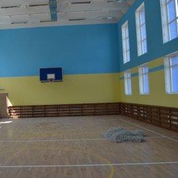 В ДЮСШ г. Анива завершается ремонт