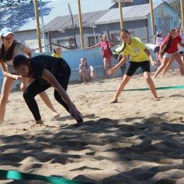 Тренировки на песке