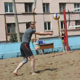 Островной волейболист выступит на первенстве России среди ветеранов