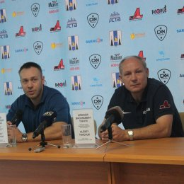 6 сентября «Сахалин» сыграет первый матч чемпионата АХЛ 2015 – 2016 года
