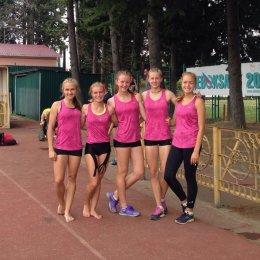 Островные легкоатлеты установили рекорды области на первенстве России