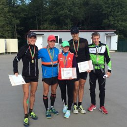 Три медали из Беларуси
