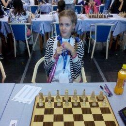 Алиса Кокуева набрала 50% очков на первенстве Европы