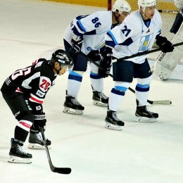 Хоккейный Бог любит троицу