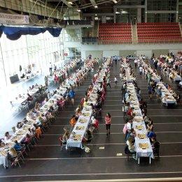 В седьмом туре первенства России островные шахматисты сделали три ничьи