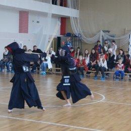 Островные кендоисты провели мастер-класс в Корсакове