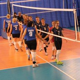 В матче открытия ВЦ «Сахалин» проиграл «Благовещенску»