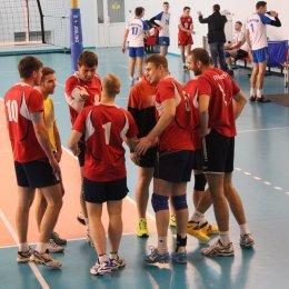 «Золотая осень» - время волейбольных страстей
