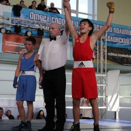 «Юность Сахалина» на ринге Долинска