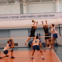 Чемпионат стартовал с победы ВЦ «Сахалин»