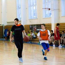 Мастер-класс от мастеров баскетбола