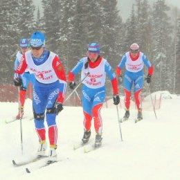 Островные лыжники вышли на старт первого этапа Кубка России