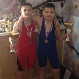 Александр и Владимир Смирновы завоевали бронзовые медали турнира по вольной борьбе в Ростове-на-Дону