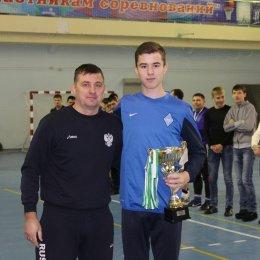 «Спецавтотранспорт» стал победителем турнира по мини-футболу в Ногликах