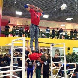 Воркаут-фестиваль в Южно-Сахалинске