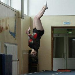 Акробатический прыг-скок
