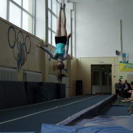 Чемпионат и первенство Сахалинской области по прыжкам на батуте и акробатической дорожке прошли в ДЮСШ города Корсакова