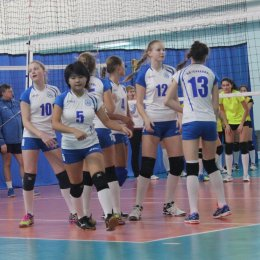 Сахалинские волейболисты примут участие в первенстве ДФО