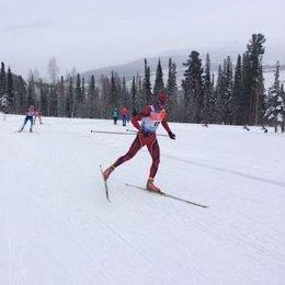 Сахалинские лыжницы заняли четвертое место в командном спринте финала Кубка страны
