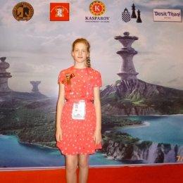 За тур до финиша Алиса Кокуева сохраняет шансы на первое место