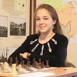 Дарья Хохлова заняла пятое место в первенстве России по шахматам