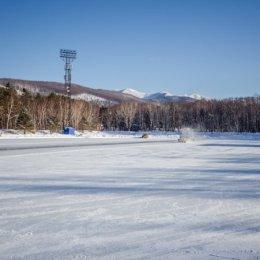 «Снежные забавы» в День зимних видов спорта.