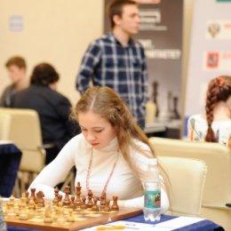 После трех туров Дарья Хохлова потеряла только пол-очка