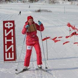 Ориентировались на лыжах