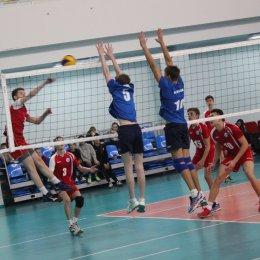 Волейболисты ВЦ «Сахалин» заняли третье место на турнире в Комсомольске-на-Амуре