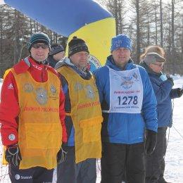 «Лыжня России» в пгт. Ноглики