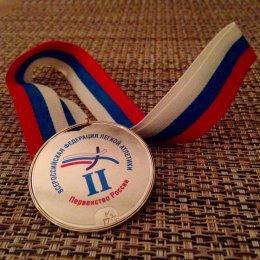 Вадим Бубнов – серебряный призер первенства России
