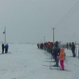 «Лыжня России» в Курильске
