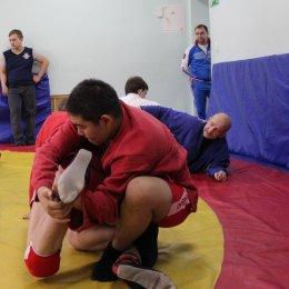 В Южно-Сахалинске прошел мастер-класс по самбо