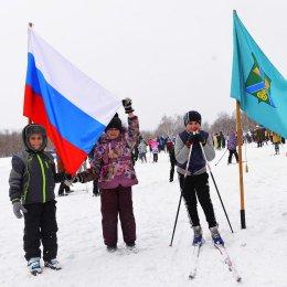 В Тымовске прошла традиционная «Сахалинская лыжня – 2016» на призы мэра городского округа