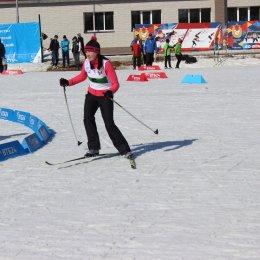 Первый вид – лыжные гонки