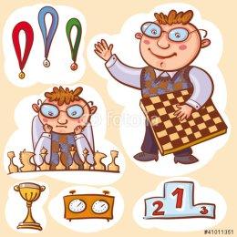 В Охе сыграли в шведские и семейные шахматы