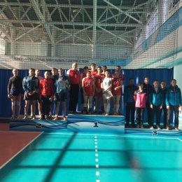 В Южно-Сахалинске прошли состязания по волейболу в рамках Спартакиады учреждений, подведомственных Министерству спорта и молодежной политики