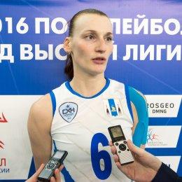 Юлия Григорьева и Елена Литовченко – в числе самых результативных игроков 9 тура