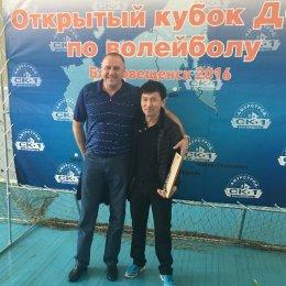 «Сахалиночка» - обладатель открытого Кубка ДФО!