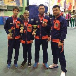 Островные тхэквондисты завоевали восемь медалей на Всероссийских соревнованиях в Москве