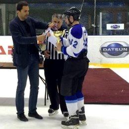 «Авангард» - первый обладатель  Кубка Юниорской Хоккейной Лиги