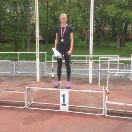 Светлана Кузьмина стала чемпионкой ДФО