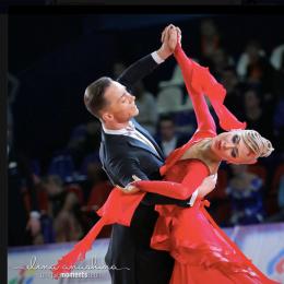Евгений Мошенин и Дана Спицина отличились в финале Grand Slam