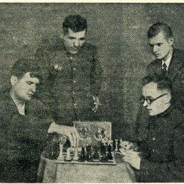 Страницы истории: как сахалинский шахматист опередил чемпиона мира