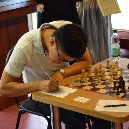 Константин Сек стал победителем IV дальневосточного турнира по шахматам, посвященного памяти Тиграна Петросяна