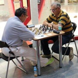 Участников «Кубка АО «Гидрострой» по шахматам приветствовал помощник президента РФ Игорь Левитин